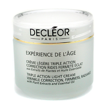 Triple Action Light Cream