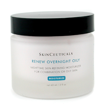 Renew Overnight Oily ( For Combination or Oily Skin )