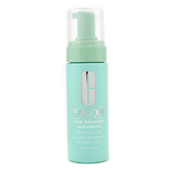 Anti-Blemish Solutions Cleansing Foam ( All Skin Types ) Clinique Image