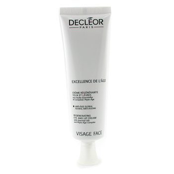 Excellence De LAge Regenerating Eye & Lip Cream ( Salon Size )