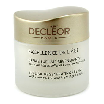 Excellence De LAge Sublime Regenerating Face & Neck Cream