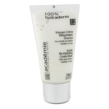 100% Hydraderm Gentle Re-Hydrating Cream Mask