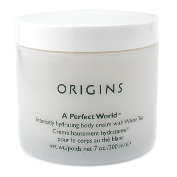 A Perfect World Intensely Hydrating Body Cream with White Tea Origins Image