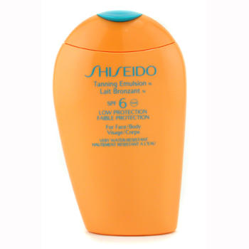 Tanning-Emulsion-SPF-6-(-For-Face-and-Body-)-Shiseido