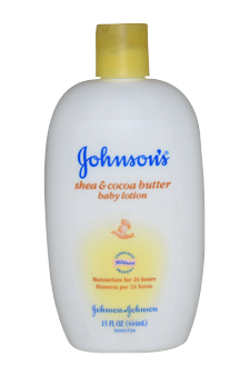 Johnsons Shea & Cocoa Butter Baby Lotion