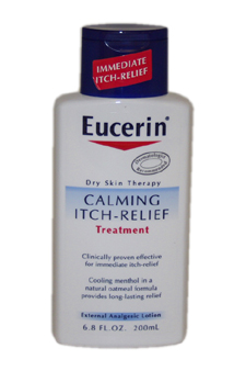 Calming Itch Relief Treatment Lotion