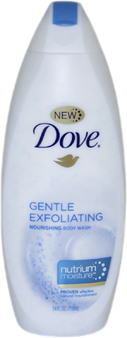 Gentle Exfoliating Nourishing Body Wash with NutriumMoisture