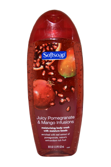 Juicy Pomegranate & Mango Infusions Moisturizing Body Wash