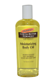 Cocoa Butter Formula with Vitamin E Moisturizing Body Oil 255 ml 8.5 oz Face Oil