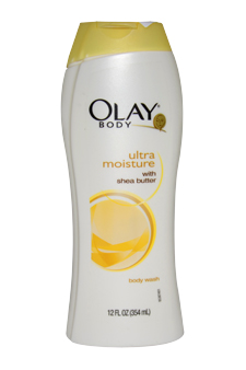 Olay Body Ultra Moisture Body Wash with Shea Butter