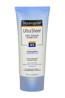 Ultra Sheer Dry Touch Sunblock SPF 45