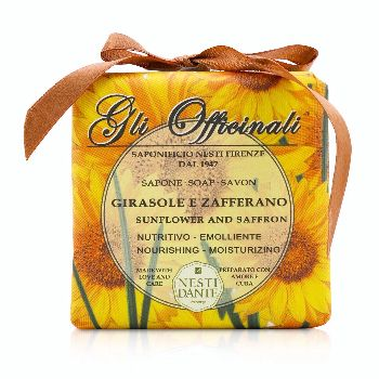 Gli-Officinali-Soap---Sunflower--Zafferano---Nourishing--Moisturizing-Nesti-Dante