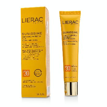 Sunissime-Global-Anti-Aging-Energizing-Protective-Fluid-SPF30--For-Face-and-Decollete-Lierac
