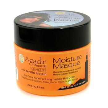 Keratin-Protein-Moisture-Masque-(-Anti-Color-Fade-For-Long-Lasting-Hair-Color-Ideal-For-Use-on-All-Hair-Types-)-Agadir-Argan-Oil