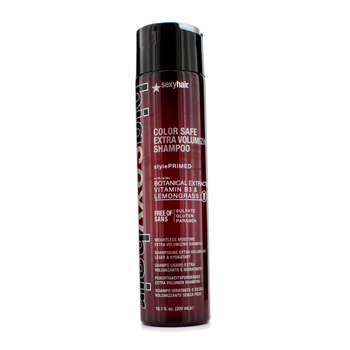 Color-Safe-Weightless-Moisture-Extra-Volumizing-Shampoo-(For-Flat-Fine-Thick-Hair)-Sexy-Hair-Concepts