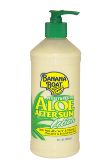 Aloe After Sun Lotion Banana Boat Image